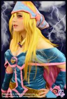 Pissed off! - Dark Magician Girl Cosplay by 20Tourniquet02