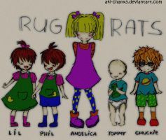 Rugrats by AkI-cHanx3