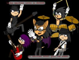 Avenged Sevenfold Sonic version by adrian1997