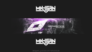 Obsydian Network Banner by VintagePeon
