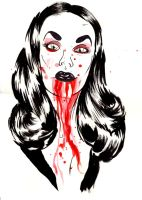 Dig Ya Later Vampira by after-the-funeral
