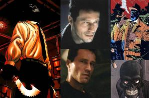 Michael Wincott as Black Mask by overlordusuck