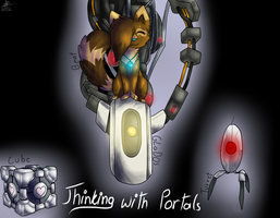 Thinking with Portals by Xenophilith