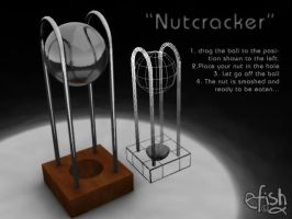 Yet another nutcracker by efish