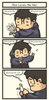 TAT: She Loves Me Not by Poporetto