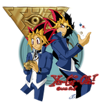 YGO - Two sides of the same puzzle by ShinyZango