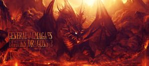 Dragon Hell (Almagaes) by ElXandresX