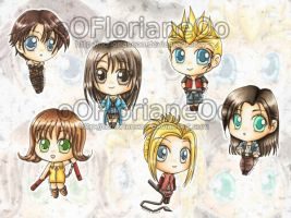 Extra-SD-Project FFVIII by oOFlorianeOo
