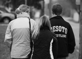 Wrestling family by EandT2-17