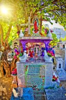 Cemetery - Isla Mujeres by fizzle017