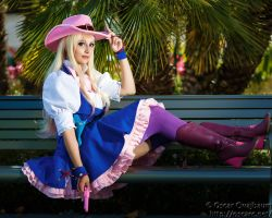 Welcome to my Fanclub's Night - Sheryl Nome by HezaChan