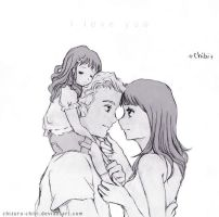 Family is a haven by Chizuru-chibi