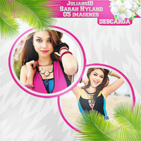 Photopack #778 ~Sarah Hyland~ by juliahs1D