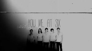 You Me At Six Wallpaper- 1 by Ion-Sky