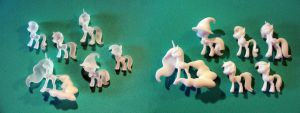 My Micro Pony extra set by silverbeam