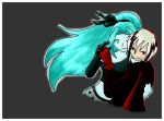E Danny and Ember-Ghostey by Evil-Danny-Club