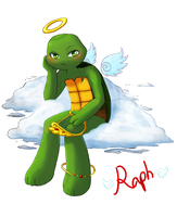 Angel Raph by SpringSunshower