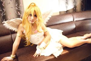 Panty Angel 01 by Kumoomoo