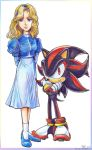 Maria and Shadow. by Liris-san