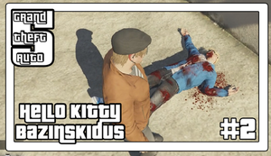GTA V #2 Hello Kitty Bazinskidus by Vendus