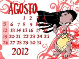 AGOSTO by rebenke
