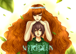 Viridian by angelz-devil