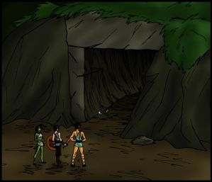 Into The Ancient Cave of Danger