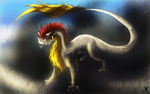 Firetail full dragon by Arenthor