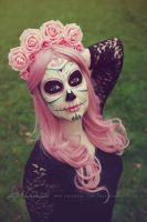 Calavera 1 by Estelle-Photographie