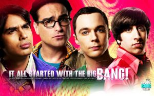 Big Bang Theory Wallpaper by roXx81