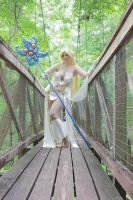 Janna - League of Legends by HoodedWoman