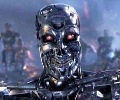 A happier Terminator by mhofever