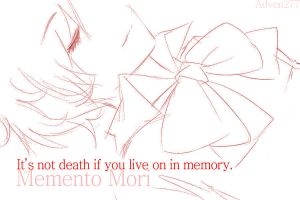 Memento Mori by cheska12usagi