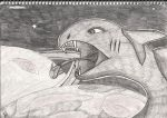 Monstro the Space Beast by William1193