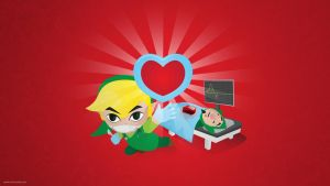 Dr Link wallpaper by TheCuraga