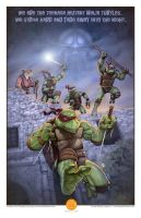 We are the Teenage Mutant Ninja Turtles... by GraphicGeek