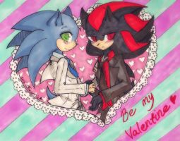 Be My Valentine Again by seuris
