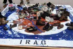 Boots on Iraq by knavery