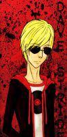 Dave Strider by Dark-angel-star