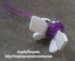 LoZ Large Fairy Phone charm by CosplayPropsEtc
