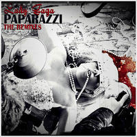 Lady GaGa - Paparazzi - The Remixes CD Cover by GaGanthony