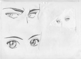 Eyes by Sherlover221