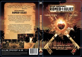 Romeo and Juliet DVD Cover Redesign by nenglehardt