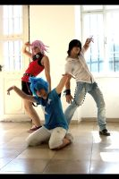 SE - Step up Gang 02 by Josephine-K