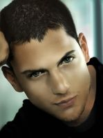 Wentworth Miller by vinal15