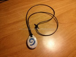 Hearthstone Necklace by Euphyley