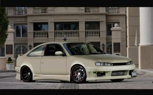 Lada Silves Coupe by TeofiloDesign