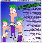 Ferb Fletcher by Daneelly