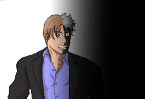 Two-Face by David-nator