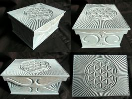 MDF BOX by MassoGeppetto